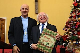 Visit of Michael D Higgins